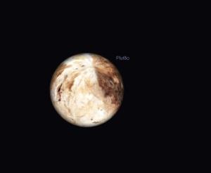 Concepção a partir do software Stellarium