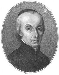 Giuseppe Piazzi, monge e descobridor de Ceres, o objeto maior e massivo do cinturão de asteroides.
