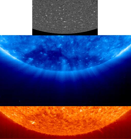 Fontes do Vento Solar: