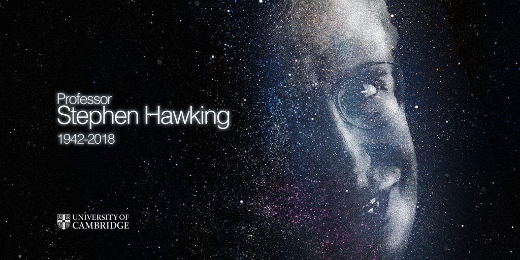 Stephen Hawking, a morte de um GÊNIO